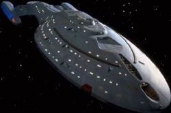 USS Voyager NCC 74656